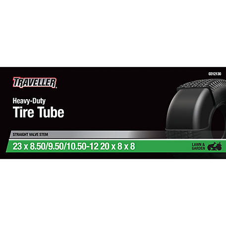 Traveller Lawn and Garden Inner Tube, 23x8 50/9 50/10 50-12 with TR-13  Valve Stem at Tractor Supply Co