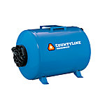 CountyLine Horizontal Pre-Charged Pressure Tank, 19 gal. Actual Capacity