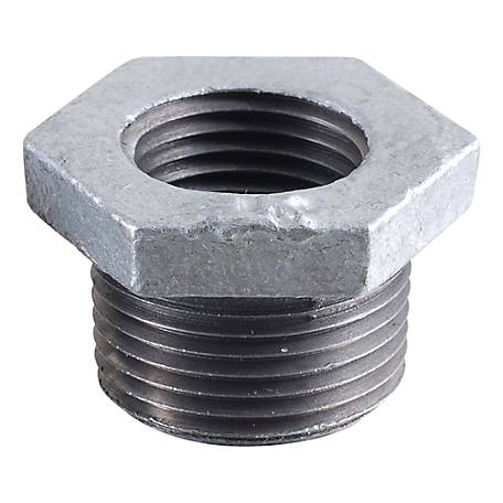 LDR SLK 1-1/4 in. x 3/4 in. Galvanized Bushing