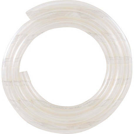 LDR 3/8 in. I.D. x 1/2 in. O.D. Clear Nylon Tubing