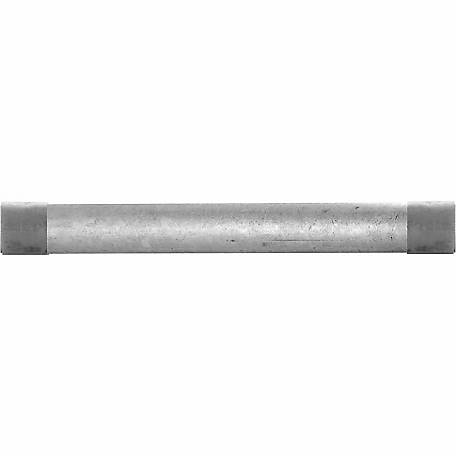 LDR Galvanized Cut Pipe, 3/4 in. x 48 in.