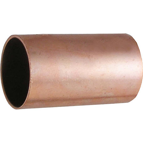 LDR 3/4 in. Sweat Coupling Copper