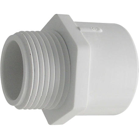 LDR 2 in. Male Adapter