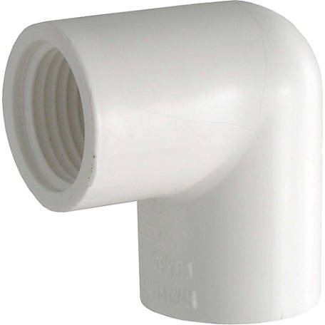 LDR 3/4 in. PVC Female Elbow
