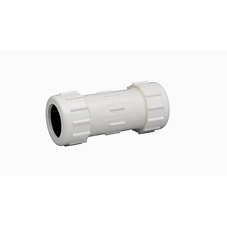 LDR 3/4 in. PVC Comp Coupling