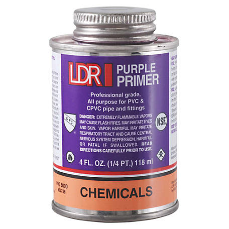 LDR Purple Primer, 4 fl. oz.