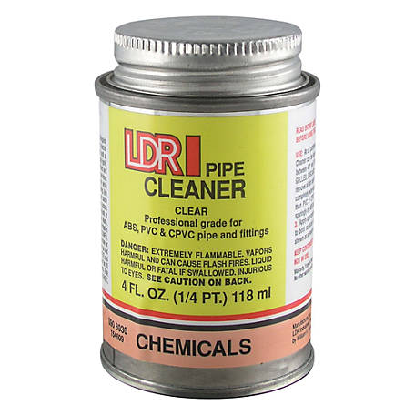 LDR Pipe Cleaner, Clear, 4 fl. oz.