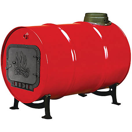US Stove Barrel Camp Stove Kit, BSK1000