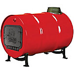 US Stove Barrel Wood Stove Kit, BSK1000