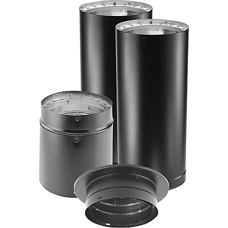 DuraVent Pipe 3-Wall Close Clearance Kit, 6DVL-KVP