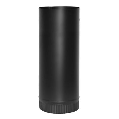 Black Stove Pipe Bm0113 C At Tractor Supply Co