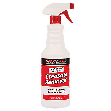 Rutland Liquid Creosote Remover, 32 fl. oz. Spray Bottle