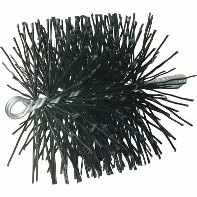 Rutland Chimney Sweep 6 In Round Poly Chimney Cleaning Brush 16906 At Tractor Supply Co