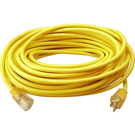 Southwire 12/3 100 ft. SJTW Extension Cord