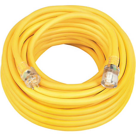 Polar/Solar 10/3 100 ft. SJEOOW Extension Cord
