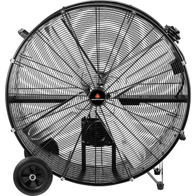 countyline® portable barrel fan, 36 in.