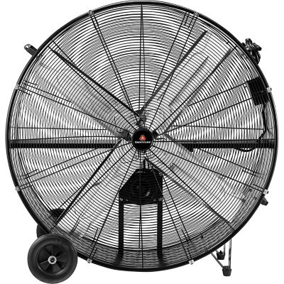 countyline® portable barrel fan, 42 in.
