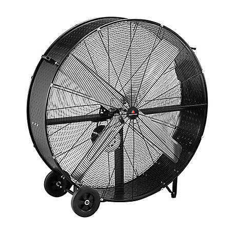 CountyLine 48 in  Barrel Fan , SFDC-1200FB-R at Tractor Supply Co
