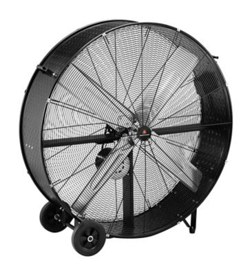 countyline® portable barrel fan, 48 in.