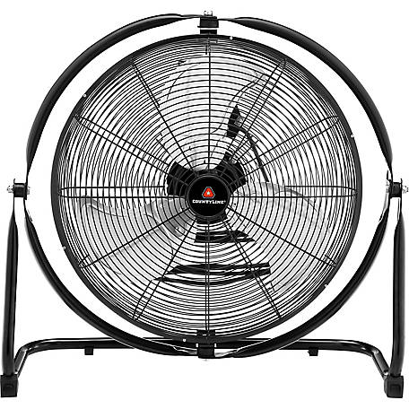 Countyline 20 in omni directional floor fan at tractor supply co omni directional floor fan at tractor supply co asfbconference2016 Choice Image