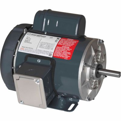 Marathon Electric Farm Duty/Shop Motor, 3/4 HP