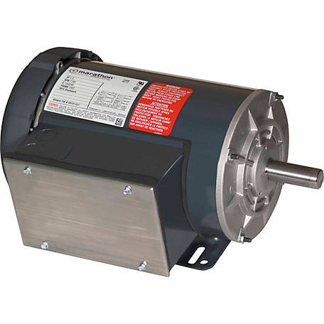 Marathon Electric Farm Duty/Shop Motor, 1-1/2 HP