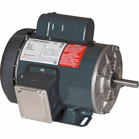 Marathon Electric Farm Duty/Shop Motor, 1 HP