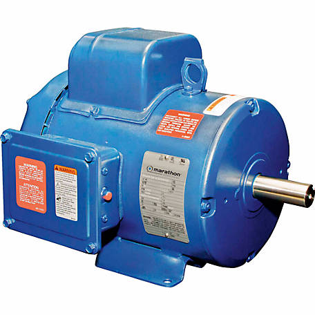 Marathon Electric Farm Duty/Shop Motor, 3 HP