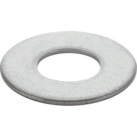 Hillman Stainless Steel Flat Washer, 3/8 in. Diameter
