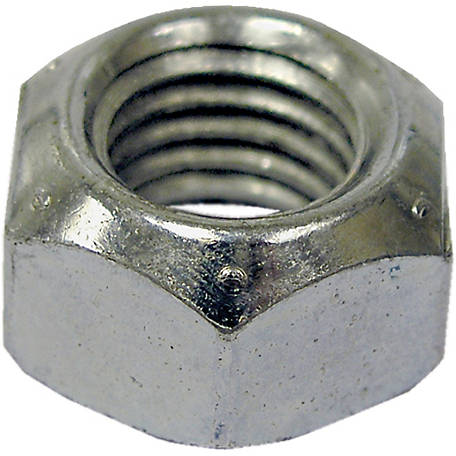 Hillman Metal Lock Nut, 5/16 in. -18 Coarse Thread, Set of 3