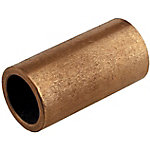 Bronze Flange Bearing, 1/2 in. Inner Dia. x 3/4 in. Outer Dia. x 1 in. Length