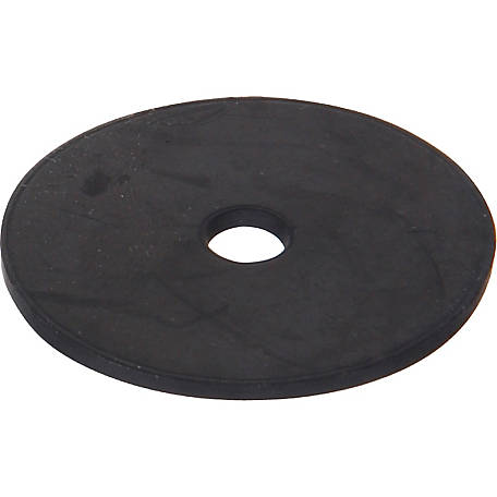 Hillman Neoprene Flat Washer, 5/16 in. Inner Dia. x 1-1/4 in. Outer Dia. x 1/16 in. Thick
