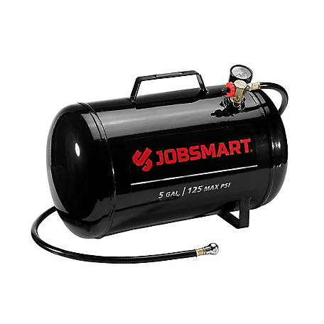 JobSmart Portable Air Tank, 5 gal., 1202S1175