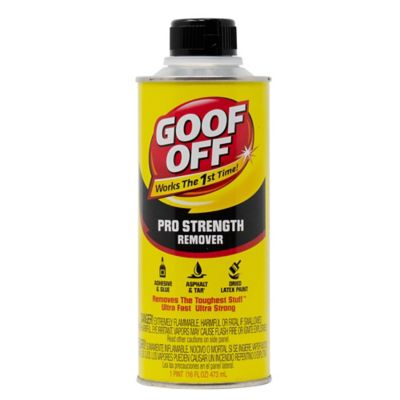 Buy Goof Off Pro Strength Remover; 16 oz. Can; 9002415 Online