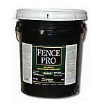 Lexington Professional Fence Paint, Black, 5 gal