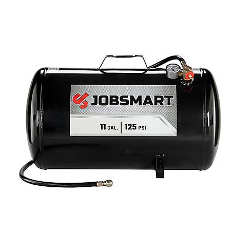 JobSmart Portable Air Tank, 11 gal.