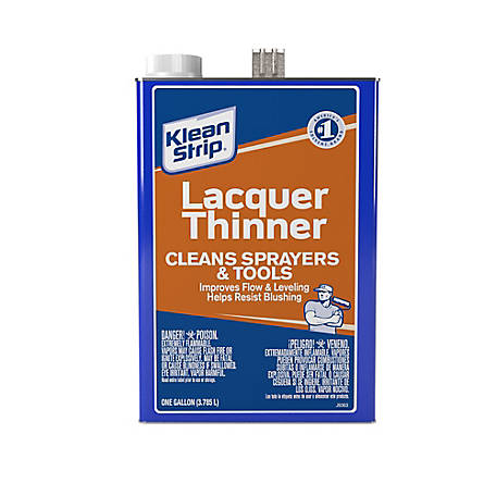 Klean-Strip Lacquer Thinner Gallon, 2213