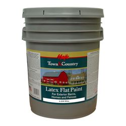 Shop 5 gal. Majic Town & Country Latex Flat Paint at Tractor Supply Co.