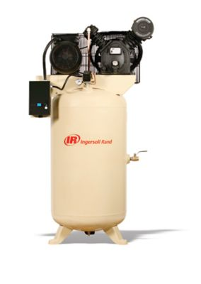 Buy Ingersoll Rand 7.5 HP 80 Gallon Two Stage Air Compressor Online