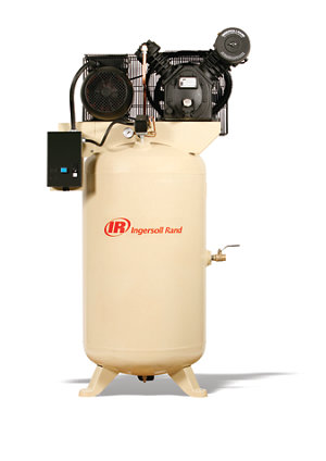 3452272?$300$ ingersoll rand 7 5 hp 80 gallon two stage air compressor at wiring diagram for ingersoll rand air compressors at edmiracle.co