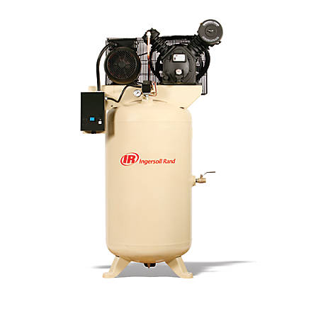 Ingersoll Rand 7.5 HP 80 Gallon Two Stage Air Compressor