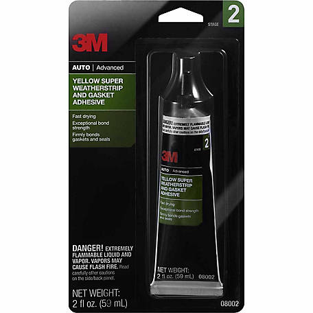 3M Super Weather Adhesive, 2 oz.