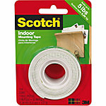 Scotch Indoor Mounting Tape, 1 in. x 50 in.