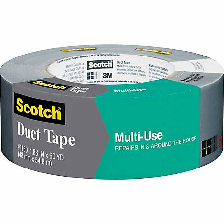Scotch Multi-Use Duct Tape 1.88 in. x 60 yd.