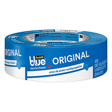 ScotchBlue Painter's Tape Original Multi-Surface, 1.41 in. x 60 yd.