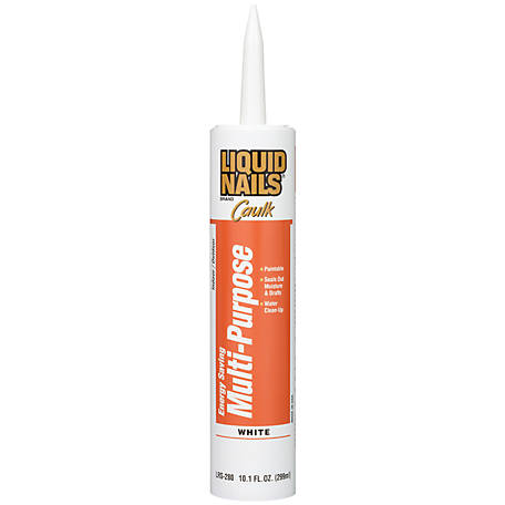 Liquid Nails Energy Saving Multi-Purpose Caulk