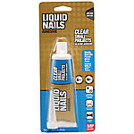 Liquid Nails Clear Small Projects Silicone Adhesive, 2.5 fl. oz.