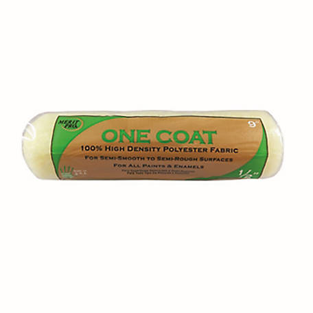 Merit Pro 00101 9 in. x 1/2 in. One Coat Roller Cover