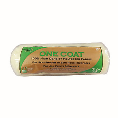 Merit Pro 00102 9 in. x 3/4 in. One Coat Roller Cover