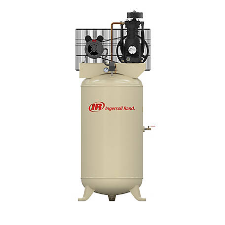 Ingersoll Rand 80-gal. 5 HP Two-Stage Industrial Air Compressor